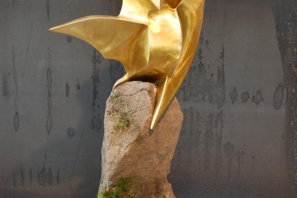Skulptur, Tombak, sculpture