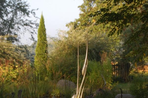 Remo Leghissa, Skulpturenpark - Westfenster