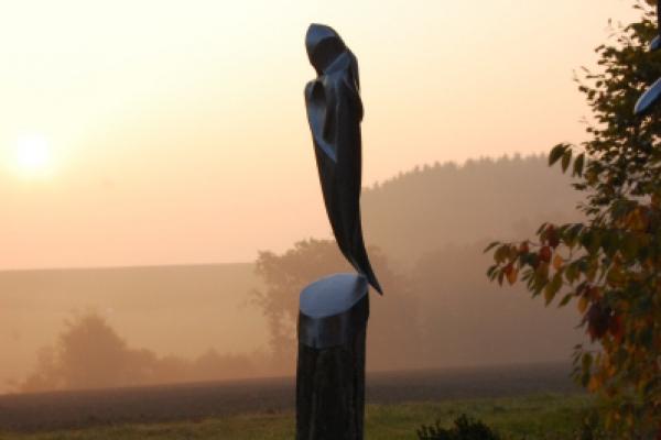 Remo Leghissa, Skulpturenpark - Blick nach Osten