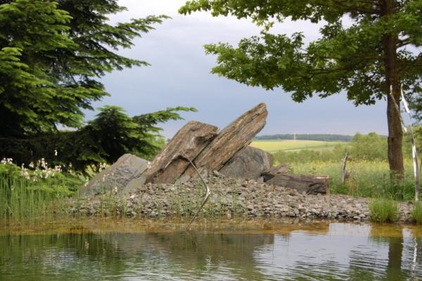 Remo Leghissa, Skulpturenpark - Südfenster