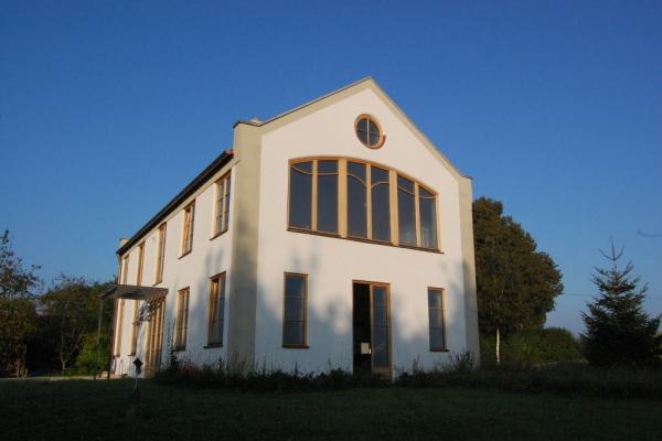 Remo Leghissa - Werkstatt Ostfassade